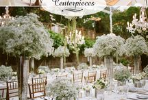 centre pieces & wedding flowers