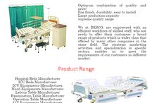 Medical Hospital Furniture - Suppliers, Manufactures, Exporters India