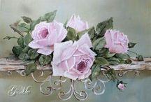 langwerpige rose