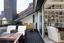 Patios and balconies