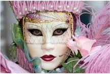carnival & mask / by Rita