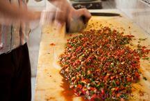 turkish food / by Busra Babaoglu