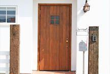 ドア / ドアの建築・インテリア実例 by ジャストの家