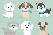 Adorable Perritos