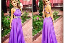 vestido madrinha lilás