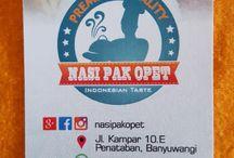 catering banyuwangi #nasipakopet