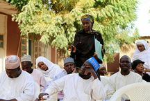 Nigeria, early 2011 / Nigeria aimed to reach 30 million children in its measles campaign in 2011.