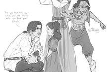 Ezio and Sofia