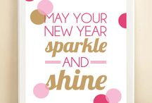 New Year .. New Beginning... 2013 / by Amy Marie