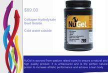 Cold Water Soluble - NuStrength.Com.Au / https://nustrength.com.au/product/nugel-700g/