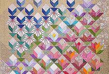 Quilts - Geometric & Math