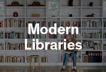 Modern Libraries / by Dwell