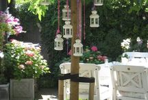 dekoracje ogród