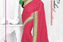 Designer Sarees / Luxyee.com brings special designer sarees for your gorgeous look