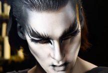 Halloween Makeup Boys