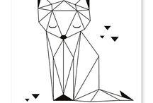 dessin geometrique