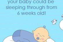 Baby Sleep / All things baby sleep related