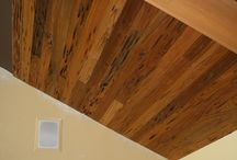Wood Paneling - Walls and Ceilings / http://heartpine.com