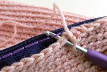 Come cucire una cerniera su una maglia