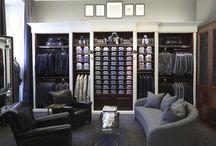 Gentleman's Dressing Room Project