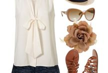 Cute Outfits :) / by Eleia Hunt