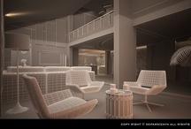 İç mekan Projesi - Çatalca Villa