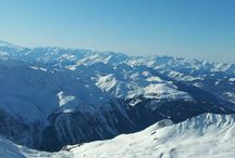 Les Arcs - Views / Panoramas & landscapes from Les Arcs and the ski area ! Enjoy the views !