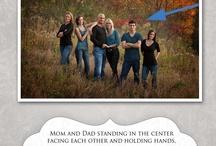 Family pics / by Jodi Rus