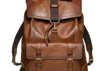Leatherbags plus extras