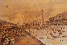 1700-MY DRAWINGS FROM MASTERPICES OF 1700