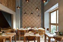 Architettura - bar/ristoranti