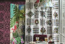 Christian Lacroix Collection / Christian Lacroix Collection available to order at Kevin Kelly Interiors. Call or check our website for more information.