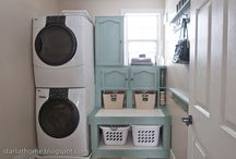 DIY Laundry Room  / by Megan {Our Pinteresting Family}