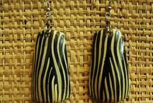 African accessories / from Burkina Faso and Cote d'Ivoire