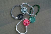 ByCreaSan / Zelf gemaakte sieraden
