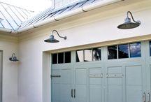 Garage belysning