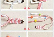 hair clips & bows