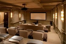 Media Room / Ideas to create a media movie room.  / by MP Designs Jewelry