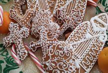 Polish Desserts / Traditional Polish desserts, sweets, pastries