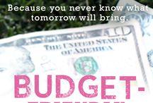 Organize: Budget