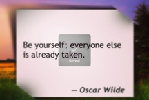 Oscar Wilde / Quotes and books