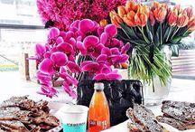 Haftasonu keyfi  / Haftasonunun vazgeçilmezi kahvaltınızı çiçeklerle süsleyin  #escicek #çiçek #kahvaltı #haftasonu #brunch #rengarenk #günaydın #escicekcom #yakında