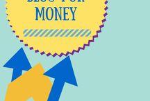 Blogging / Monetizing a blog