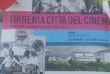 """TIRRENIA CITTA' DEL CINEMA"" - PALAZZO BLU PISA"