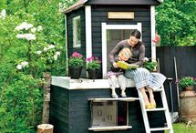 Kids Outdoor Inspiration / by Allison Ross Chauncey