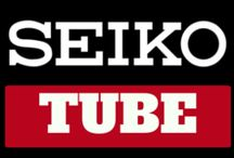 SEIKO Tube / You can watch all the Video about SEIKO Watches uploaded in our YouTube Channel