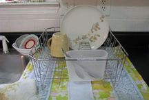 sewing - kitchen things / by Molly Whitehead