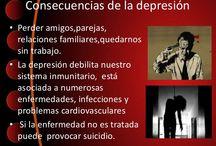 Depresión en adultos mayores / La depresión mayor y el abuso de sustancias ocupan los primeros lugares de causas de suicidio en la vejez.