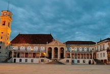 Coimbra / Knowledge town with the most ancient university of Portugal