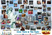 CM17043 New York & The Falls